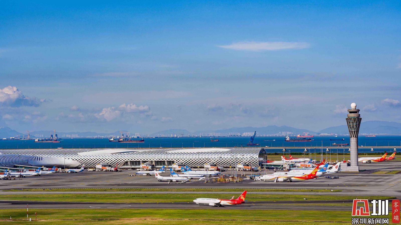 深圳宝安国际机场卫星厅有望今年建成启用