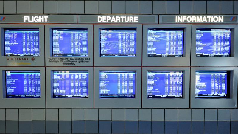 现实版《幸福终点站》?男子因怕新冠在芝加哥机场住了三个月