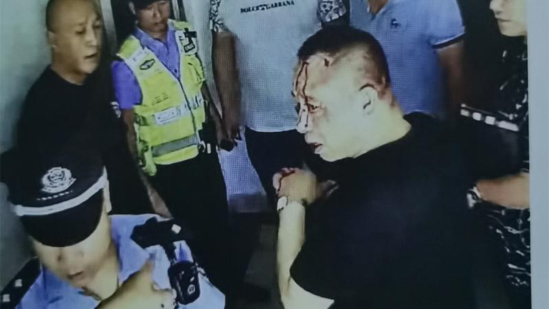 海南四保安遭诬陷续:诬陷者曾杀人,假释出狱后身份漂白