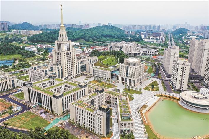深圳高等教育国际化办学能力提升探索