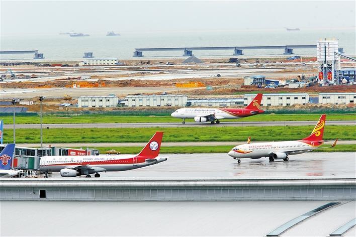 跨境电商成深圳宝安国际机场2020年货运亮点 业务增速居国内同级别机场之首