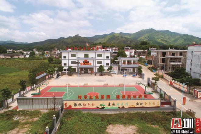 盐田区帮扶的这个村入选第二批广东省文化和旅游特色村名单