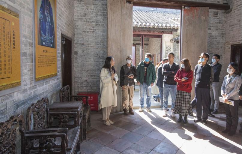 2020年深圳市海洋文化意识教育基地评选