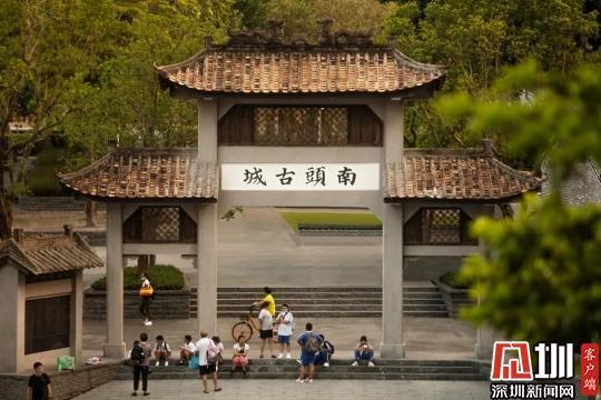 喜讯!深圳南头古城入选2020年度中国城市更新和既有建筑改造优秀案例