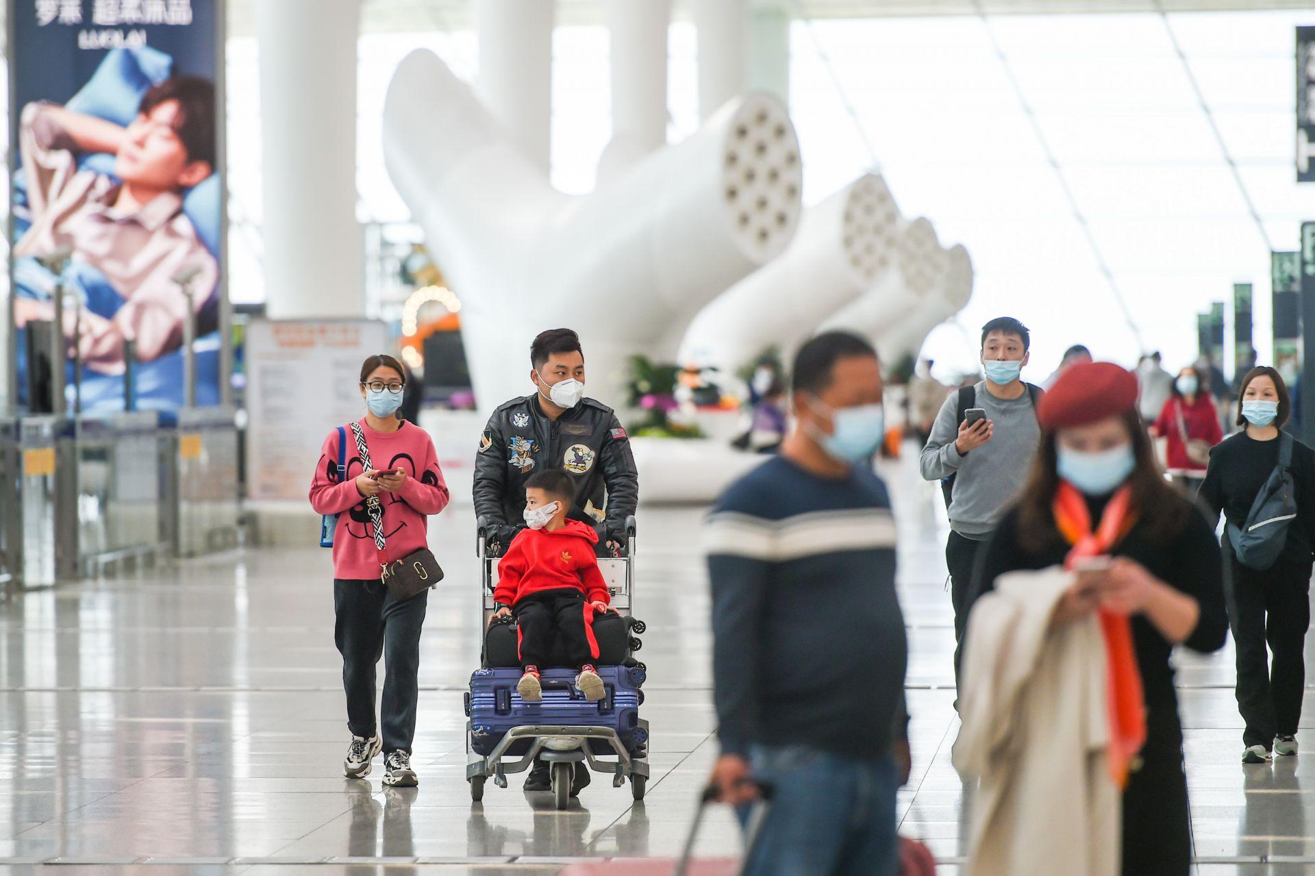 """节前集中出行客流高峰不显,深圳""""交通人""""坚守春运服务一线"""