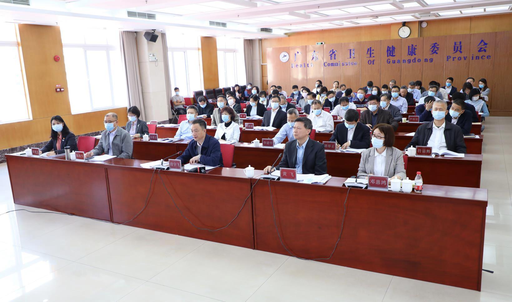 广东:新冠疫苗接种点扩大到1615家,去年疫情防控创下10余项全国率先做法