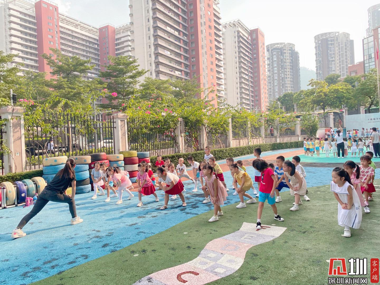 2021深圳教育工作要点发布,推进义务教育学校每天开设1节体育课