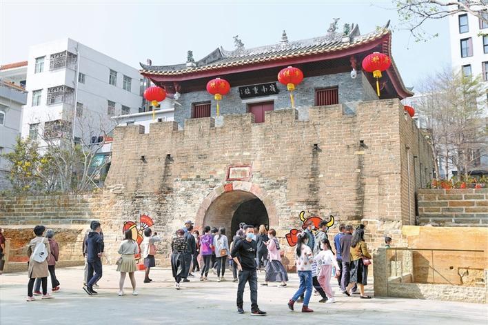 古建筑活化开发给深圳春节添加文化味