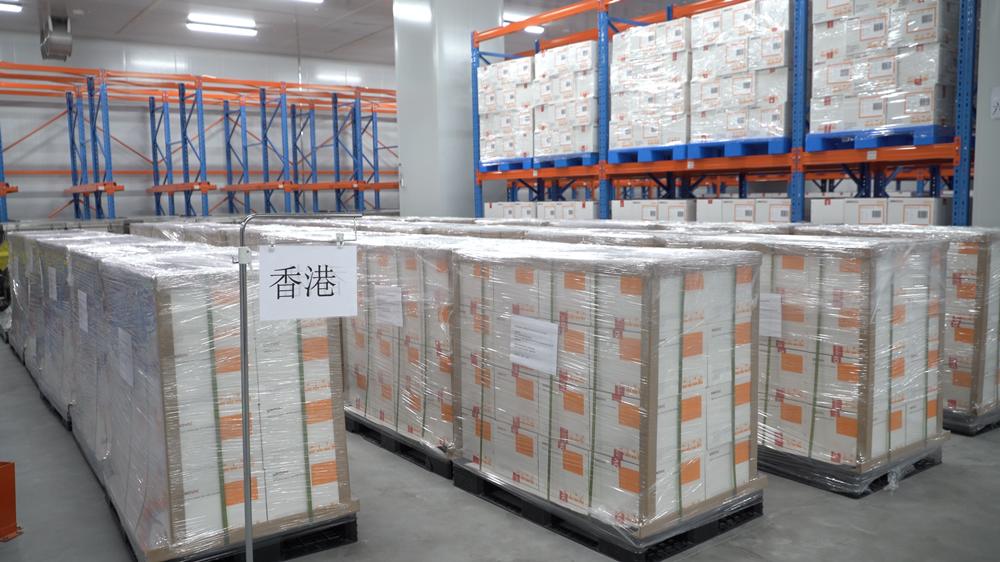 港媒:科兴预计首批100万剂新冠疫苗将于本周五运抵香港