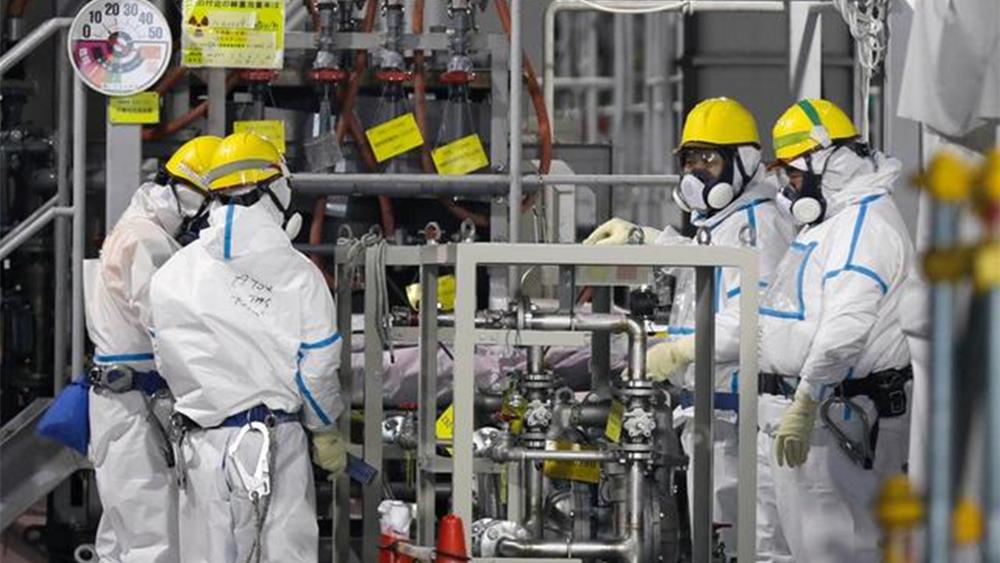 福岛核电站一设施现异常,或因早前地震引发气体泄漏