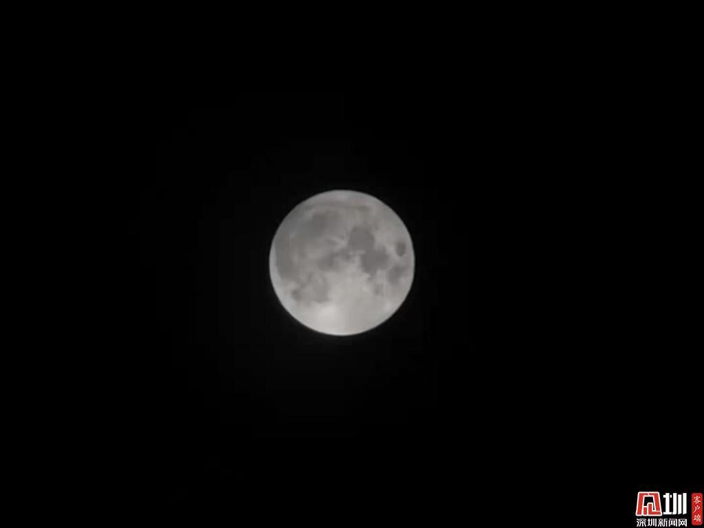 元宵节赏月:今年正月十六16时17分月亮最圆!