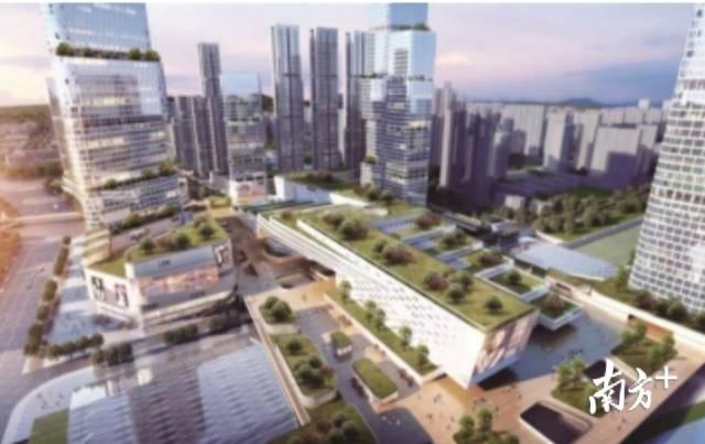 平湖枢纽站项目取得专规正式批复!即将步入实质建设