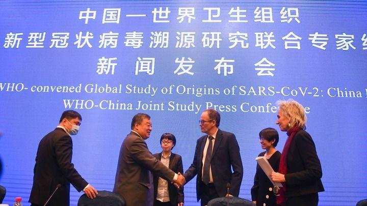 世卫专家再发声批评西方媒体抹黑中国