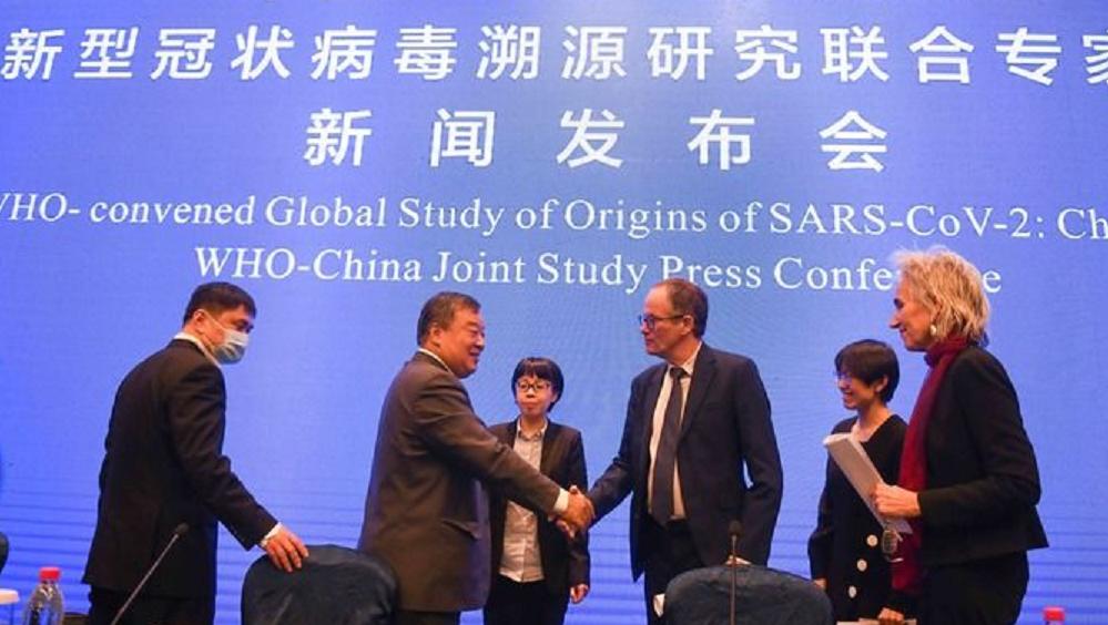 世卫专家再发声批评西方媒体抹黑中国:武汉之行成果超预期