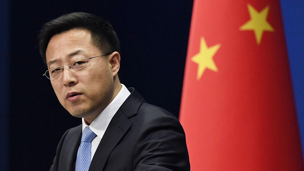 外交部:中方从未要求美驻华外交人员进行肛拭子检测