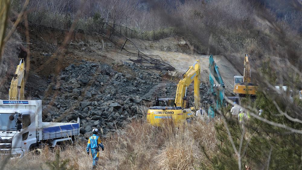 日本发现福岛地震的首名遇难者 系一名独居男性