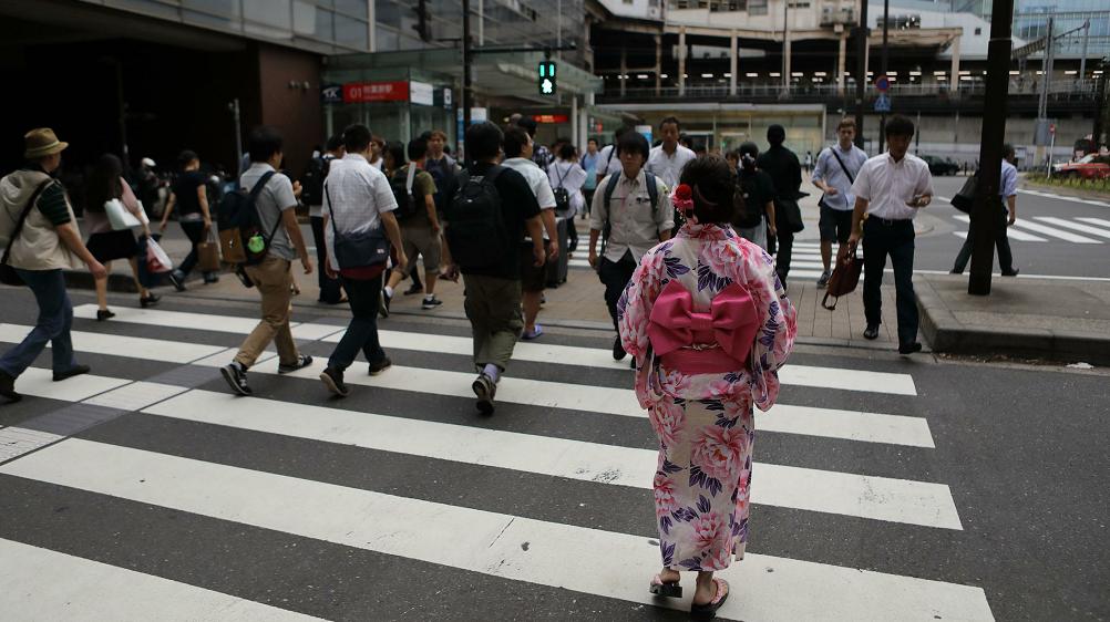 """日本任命首位""""孤独大臣"""" 应对自杀率上升"""