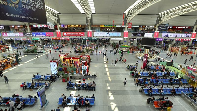 春运第30日 全国预计发送旅客2476.5万人次