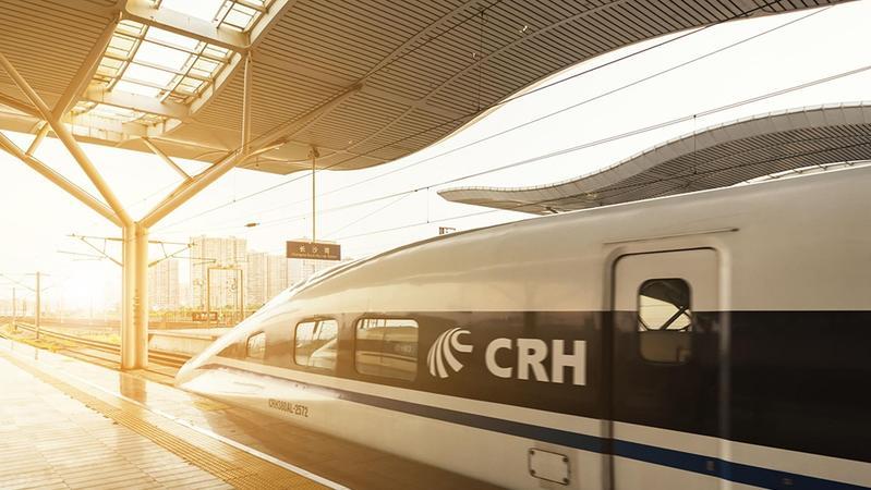 内蒙古首开直通华东地区动车组列车 实现朝发夕至