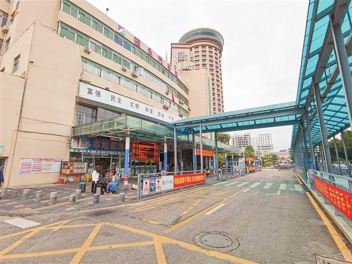 历经26年风雨,宝安区福永客运站今日停运