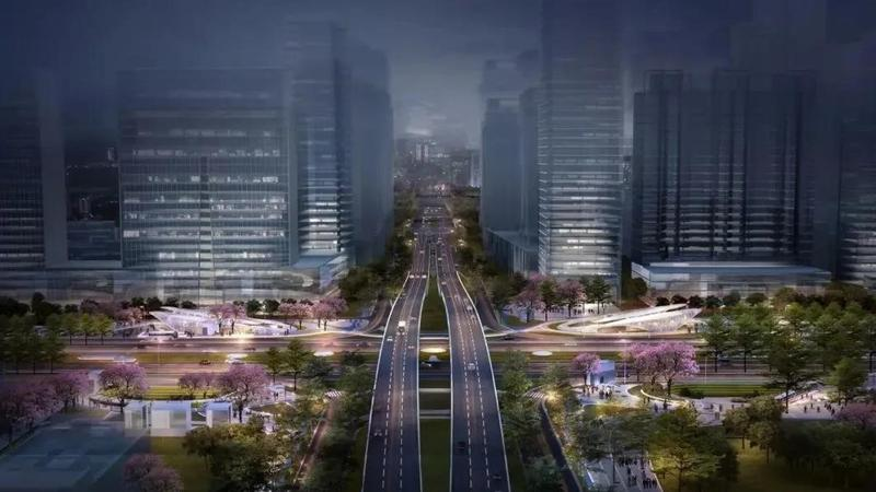 深新早点丨四线换乘!深圳岗厦北枢纽来了!预计2022年底投入使用