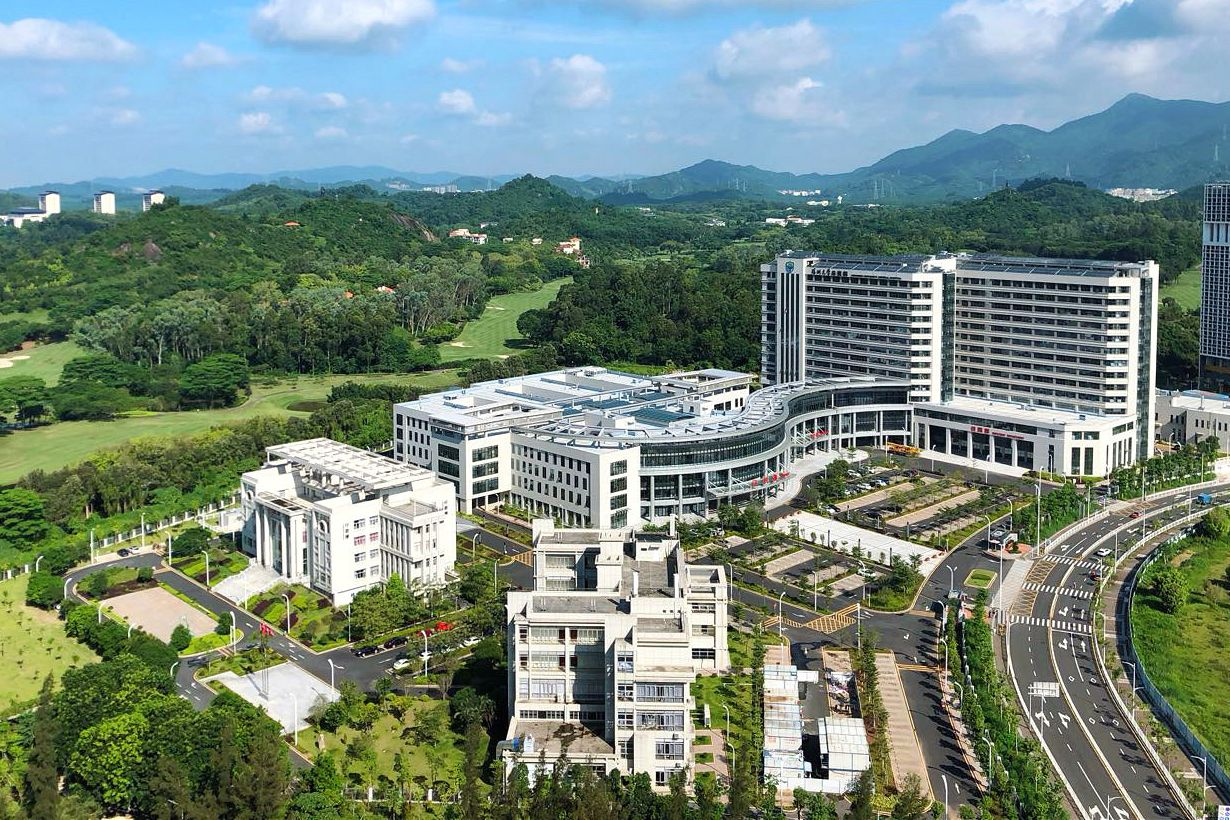 深圳大学总医院:让患者在家门口享受国际优质医疗