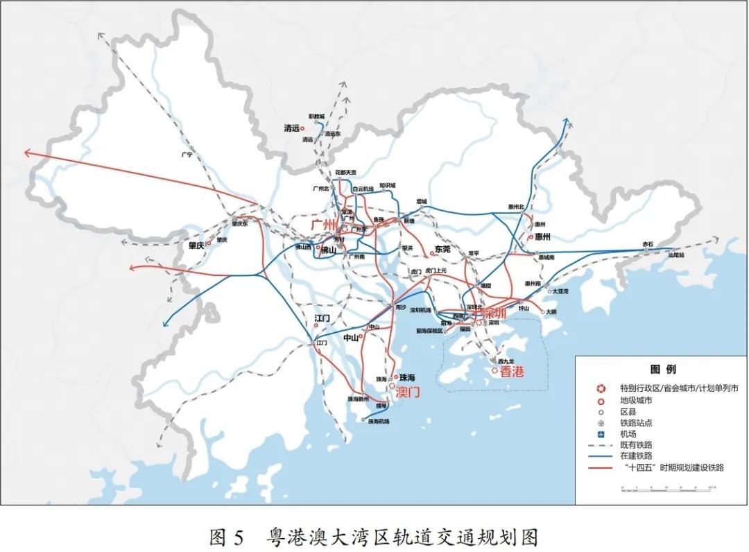 """未来5年,广东哪些项目进入""""国"""
