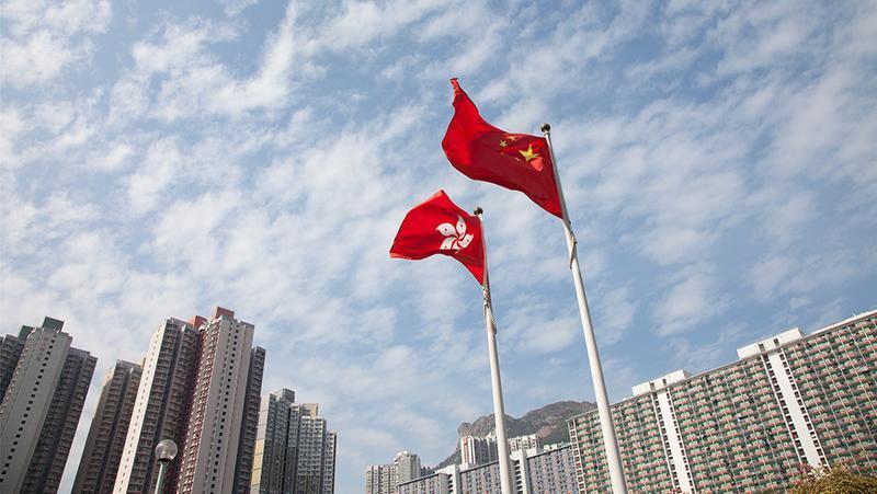 """特评   为香港未来发展系牢""""安全带"""""""