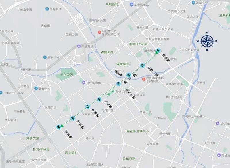 """总长520公里!深圳已有574条""""绿波带"""",开车过去可以一路绿灯"""