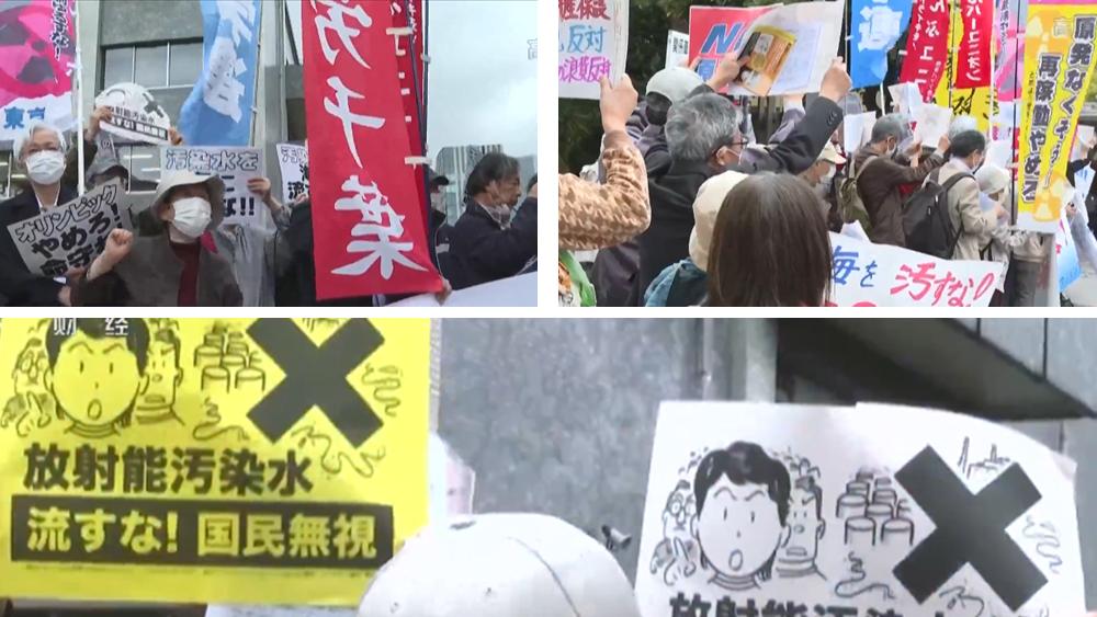 日本副首相称喝处理核废水没事?日本网友:你先喝