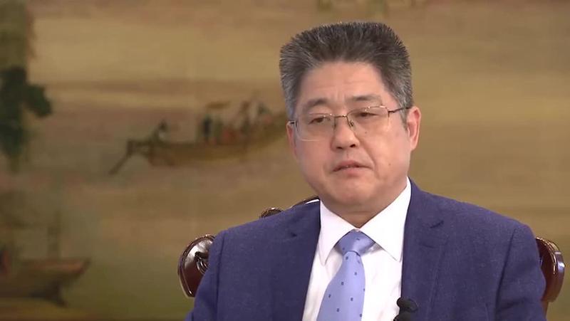 外交部:中国永远不会允许台湾独立
