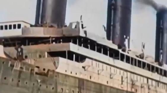 泰坦尼克号上有6名中国幸存者?这段历史曾被电影删减