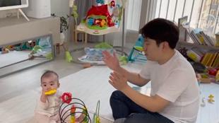 韩国全职爸爸数量创新高