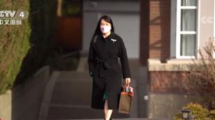 孟晚舟辩护律师申请将引渡案最后环节庭审推迟