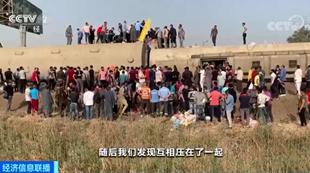 埃及检方批捕4名列车脱轨事故责任人