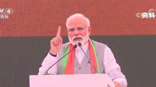 印度总理莫迪:针对第二波新冠疫情不会实施全国封锁