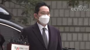推迟一个月后 李在镕出席三星非法并购案庭审