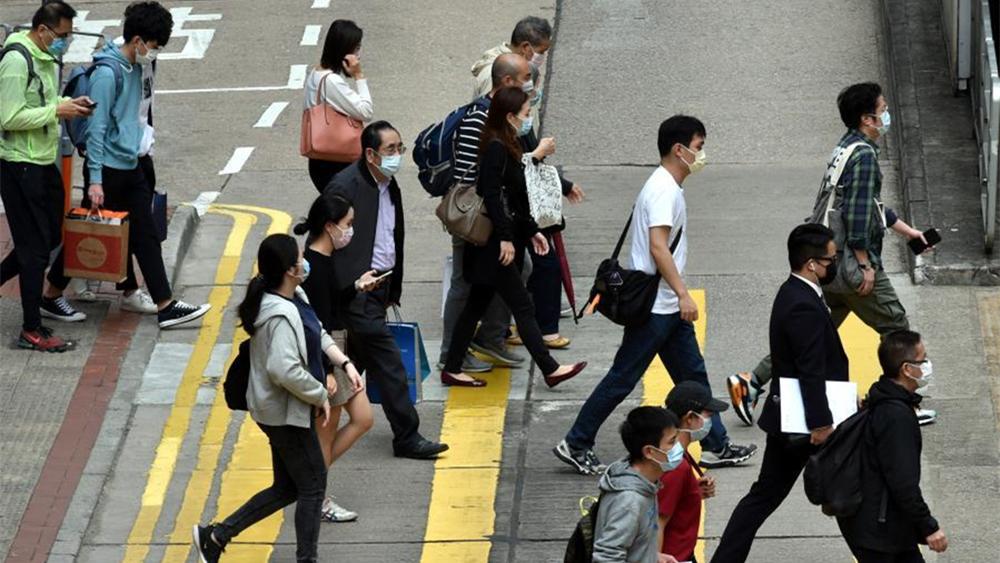 香港海关瓦解疑洗黑钱团伙 涉案金额达25亿港元
