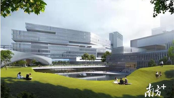 大湾区大学开工建设,计划2023年招生