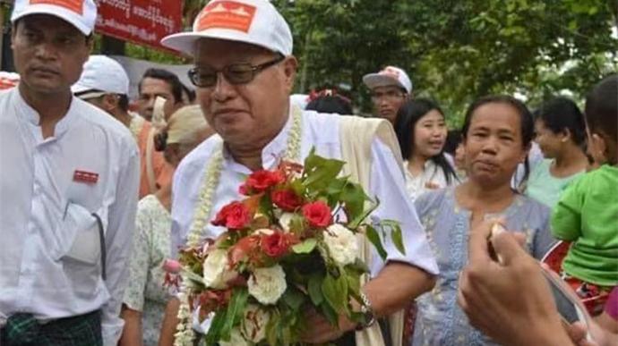 缅甸新国家民主党主席住宅遭炸弹袭击