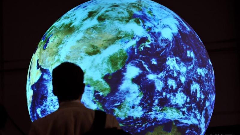 共建地球生命共同体丨守护我们的蓝色星球