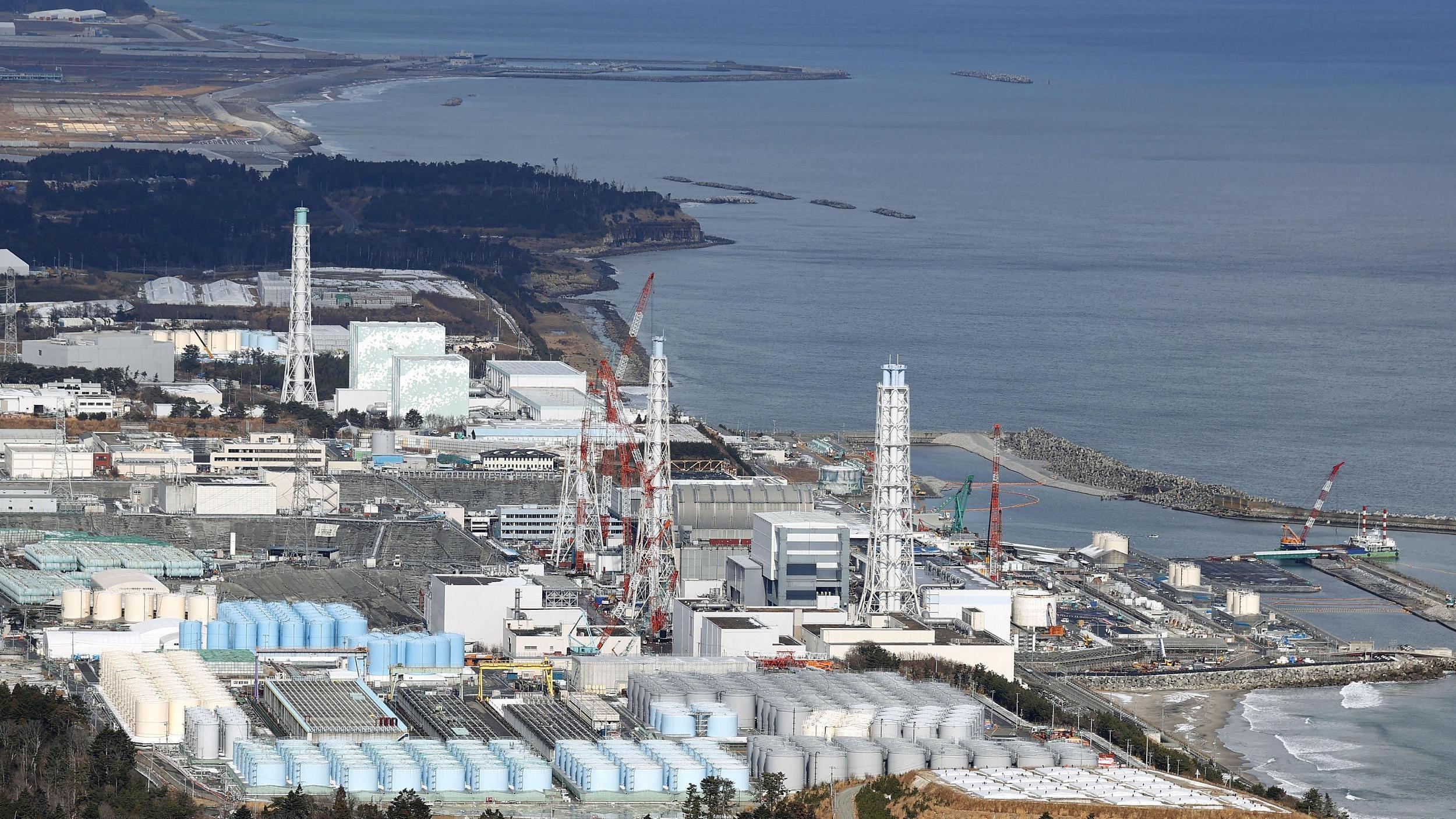 日媒曝福岛核污水排放方案:就近或在离岸1公里海中排放