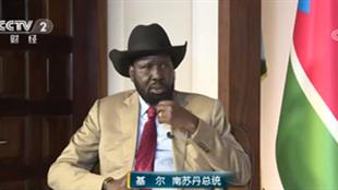 南苏丹总统宣布重组国民议会