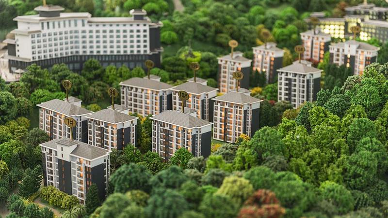 国家统计局:4月份商品住宅销售价格涨幅稳中略升