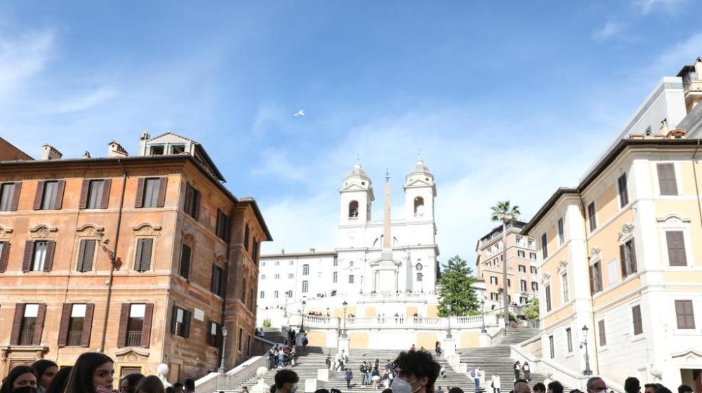 意大利对部分国家游客开放边境