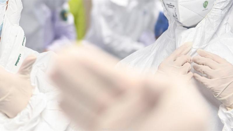 台湾新增和校正共确诊457例本土病例,新增6例死亡