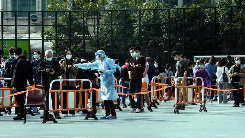 香港增2宗确诊病例 为1宗输入病例及1宗本地病例