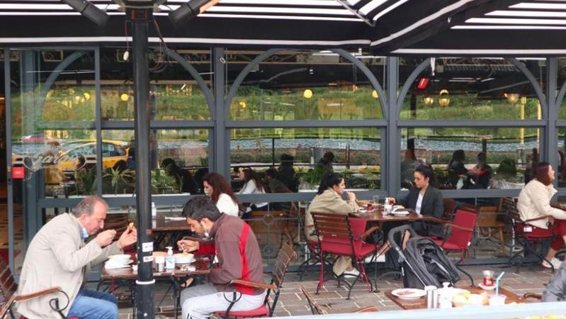 土耳其:餐厅恢复提供堂食服务
