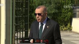 土耳其:示好海湾国家和埃及 意欲打破外交孤立