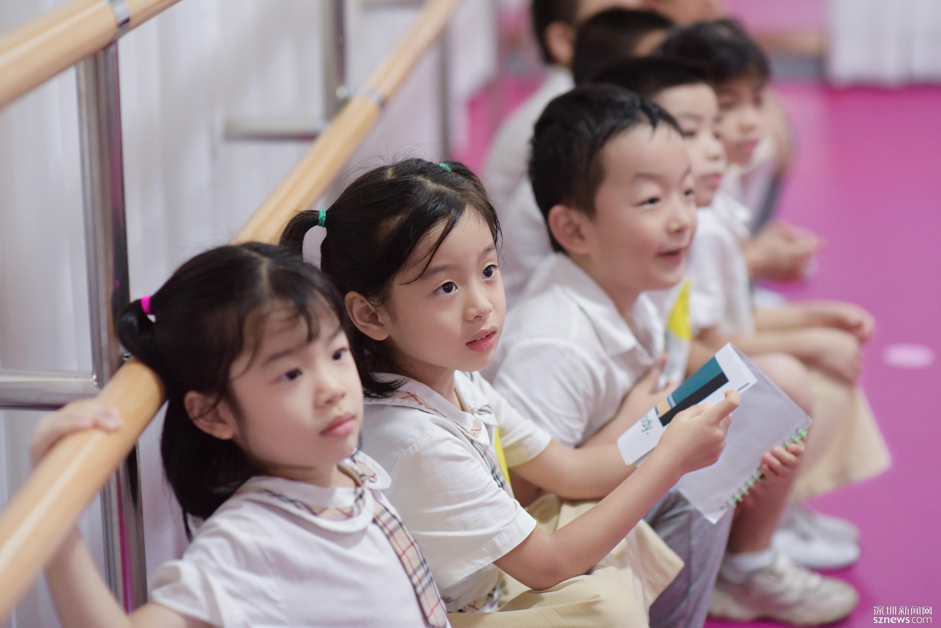 萌趣生动,松坪第二幼儿园举行英语配音活动